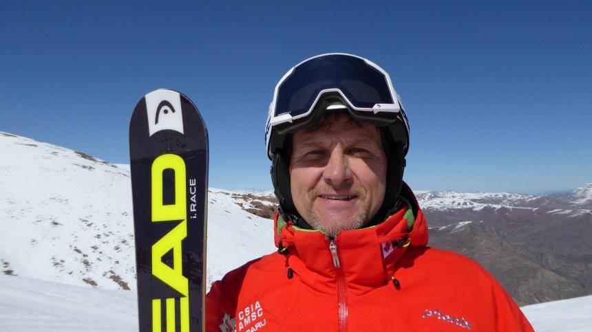 Un skieur renommé s'affilie au Mont-Sainte-Anne et à la Station Stoneham
