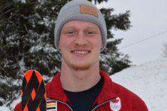 Ski acrobatique: Lewis Irving conclut sa meilleure saison