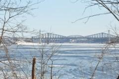 La salinité du fleuve reste stable, sauf en hiver