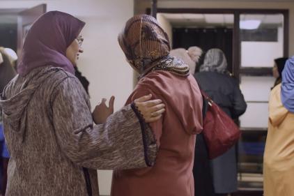 La crainte persiste chez les musulmans de la capitale