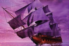 Un 3e tome pour les pirateries de L'Adventure Galley
