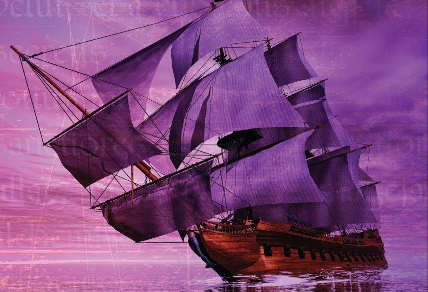 Un 3e tome pour les pirateries de L'Adventure Galley
