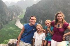 Voyage-mission d'un an en Asie enrichissant pour la famille Pépin-Ruel