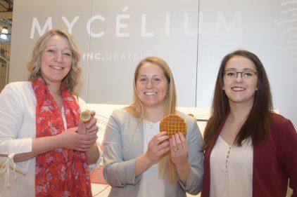 Incubateur alimentaire Mycélium – De l'idée à la mise en marché