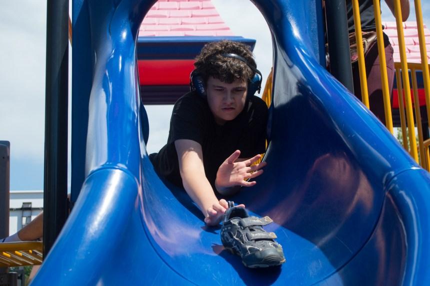 Région de Québec – Des autistes profitent d'un camp d'été