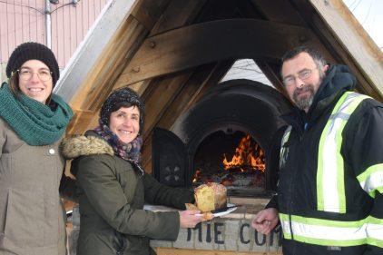 Lac-Saint-Charles – Un four à pain rassembleur