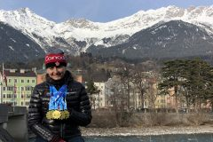 Une fin de semaine pavée d'or pour Sylvie Maltais