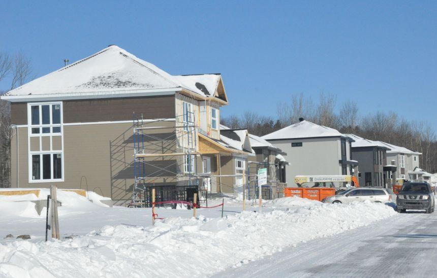 Le résidentiel a connu sa meilleure année depuis2004 au Québec