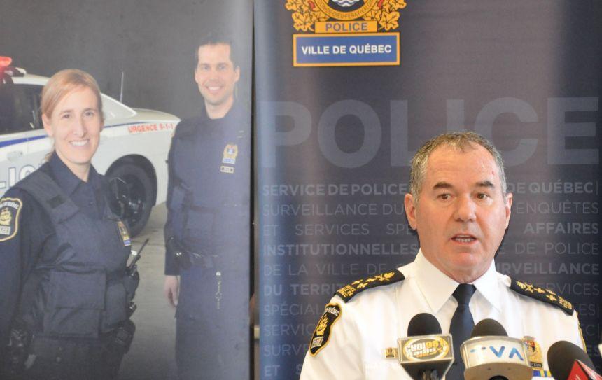 La police de Québec demeure vigilante autour des mosquées