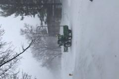 Tempête hivernale: la région paralysée