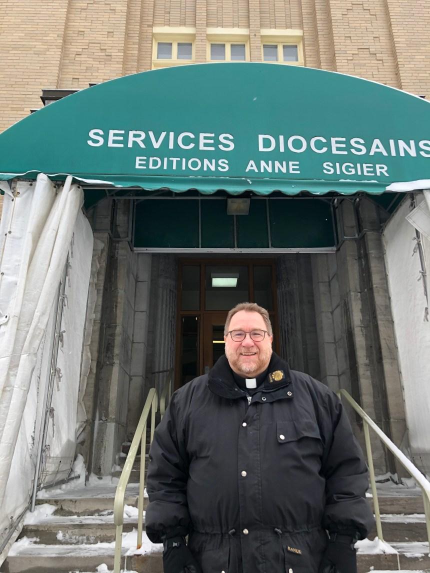 Le nouvel évêque ouvert sur le monde