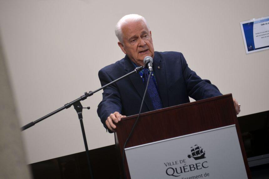 Décès de Ralph Mercier, ancien maire de Charlesbourg
