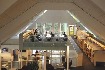 Bibliothèque, Maisons du patrimoine et centres communautaires de nouveau accessibles