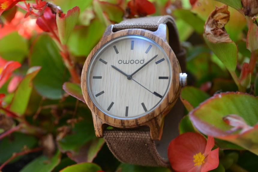 Délai de livraison pour les montres Owood
