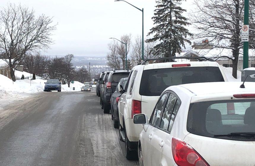 La sécurité des rues résidentielles inquiète à Sainte-Foy