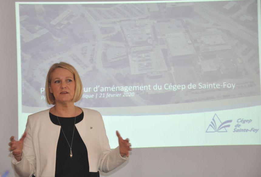 Le Cégep de Sainte-Foy se donne une vision d'aménagement