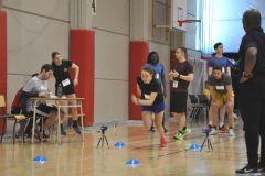 Dépistage de futurs olympiens: le Camp des recrues scrute les talents locaux
