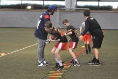 Tournée Ultimate Football: s'initier au ballon ovale avec des pros