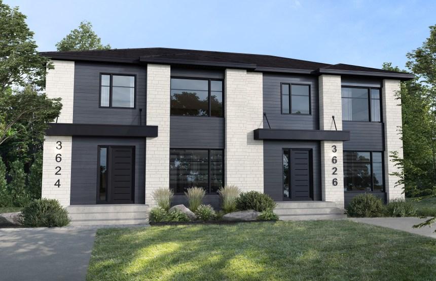 Projet immobilier à l'ancienne Scierie Leduc – La première phase commencera en mai
