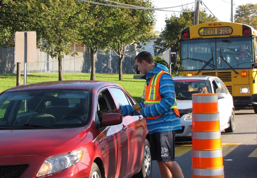 Saint-Émile pointe des dangers liés à la sécurité routière