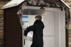 Frigo-partage à Loretteville – Contrer le gaspillage alimentaire