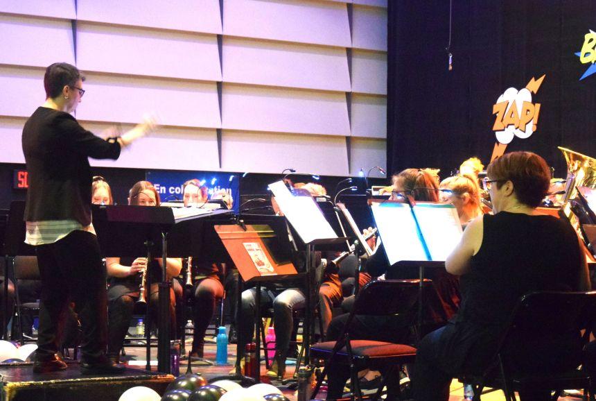 Harmonie de Val-Bélair  – Un concert participatif pour souligner le 25e anniversaire