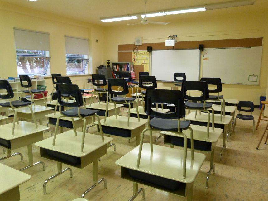 Les écoles fermées: la météo invoquée plutôt que le COVID-19