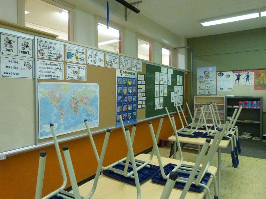 Un prof d'anglais absent difficile à remplacer à l'école Cap-Soleil