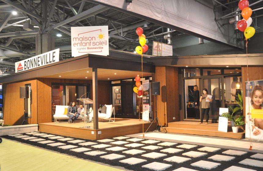 Coup d'envoi du 36esalon Expo habitat de Québec