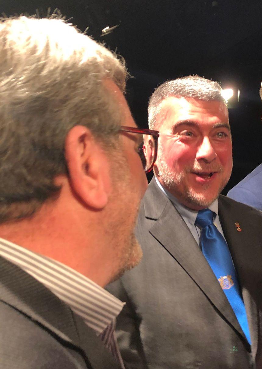 L'attaché politique de Régis Labeaume quitte la mairie