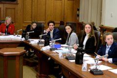 Parlement jeunesse – Par ici la démocratie