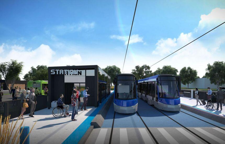 Processus d'approvisionnement lancé pour le tramway