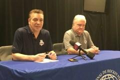 61e édition Tournoi international de hockey pee-wee de Québec: la meilleure année dans son ensemble selon Patrick Dom