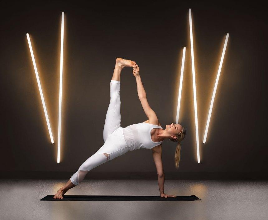 Le yoga: la révélation d'Amélie Beaumont