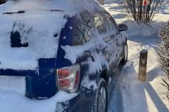 L'importance de bien déneiger son véhicule en hiver