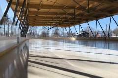 Double honneur pour la patinoire couverte