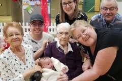 Une plus que centenaire à Sainte-Anne-de-Beaupré