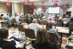Participation record à la journée de formation en soins palliatifs