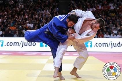 Antoine Valois-Fortier décroche le bronze devant le champion du monde