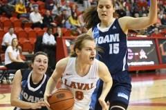 Basketball féminin – Le Rouge et Or a finalement battu sa bête noire