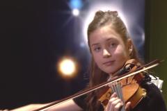 Appui sollicité pour une jeune violoniste locale