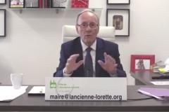 Le maire Loranger entend multiplier ses chroniques web