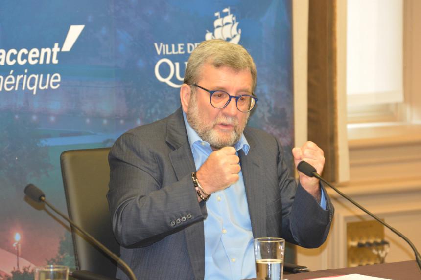 La Ville de Québec veut stimuler l'économie