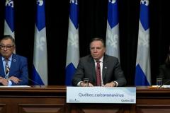 COVID-19: 18 nouveaux cas au Québec