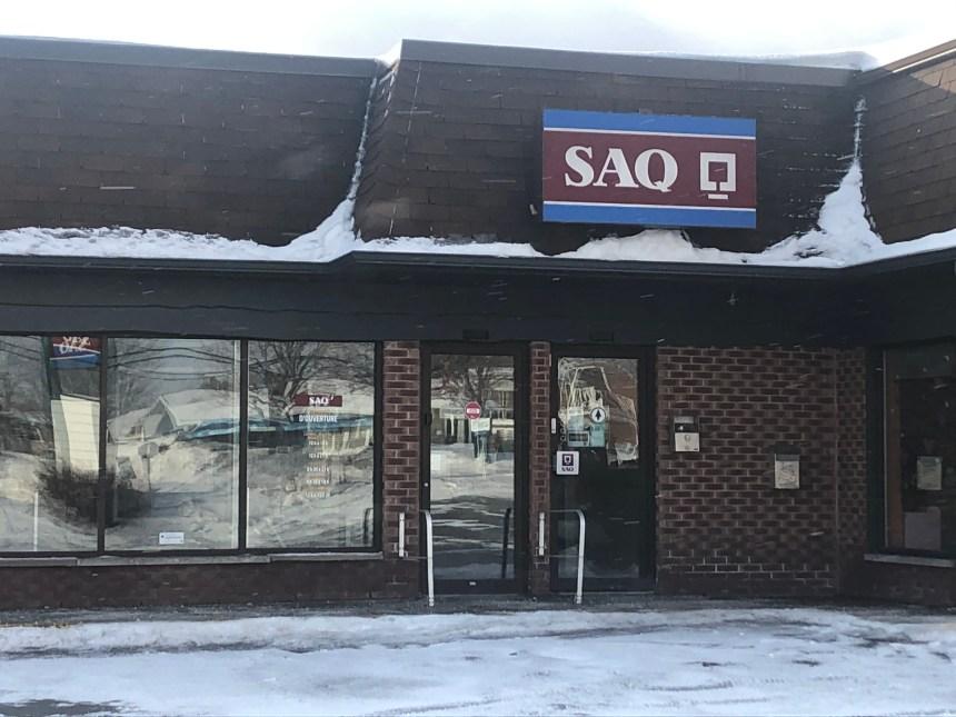 COVID-19 : Fini les dégustations à la SAQ