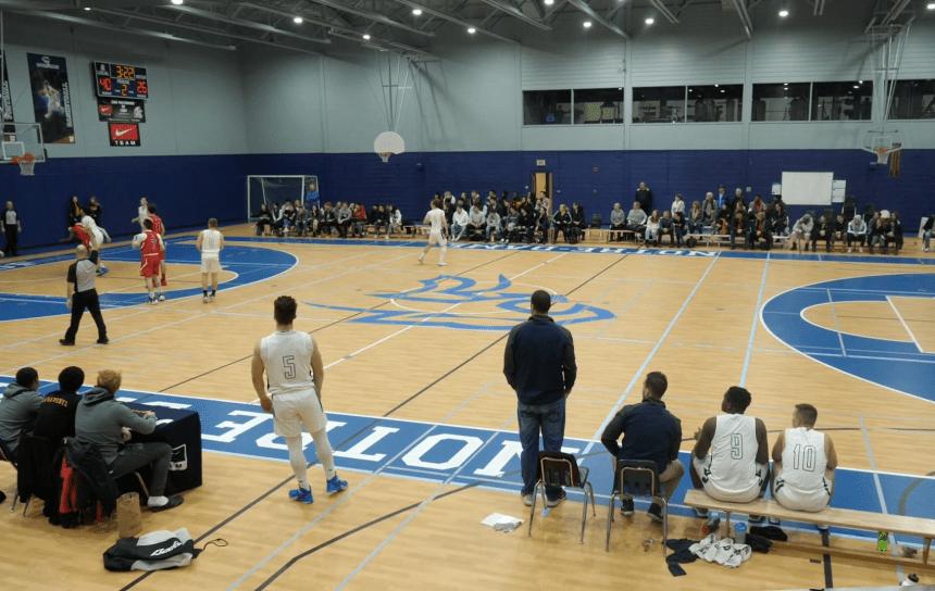 Le club sportif Notre-Dame inaugure son gymnase