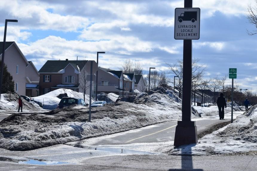 Boulevard la Morille: Une erreur de signalisation corrigée pour les camions