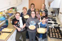 École l'Odyssée à Val-Bélair: Cuistots d'un repas à la Villa de l'Avenir