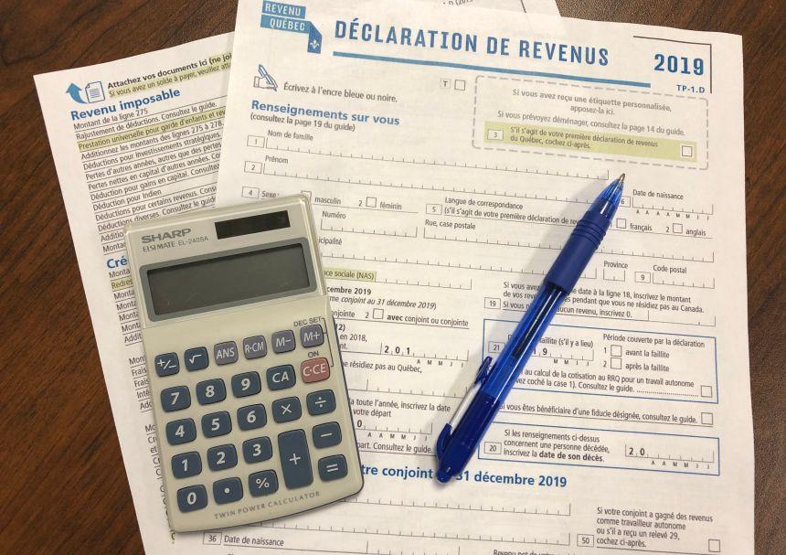 COVID-19: délais fiscaux prolongés au Québec
