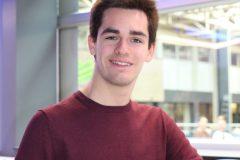Anthony Blouin étudiant entrepreneur remarqué